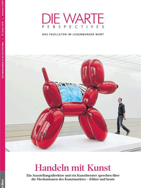 Luxemburger wort »Kunst ist demokratisiert«